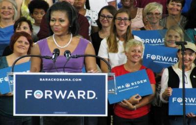 michelle obama campaign